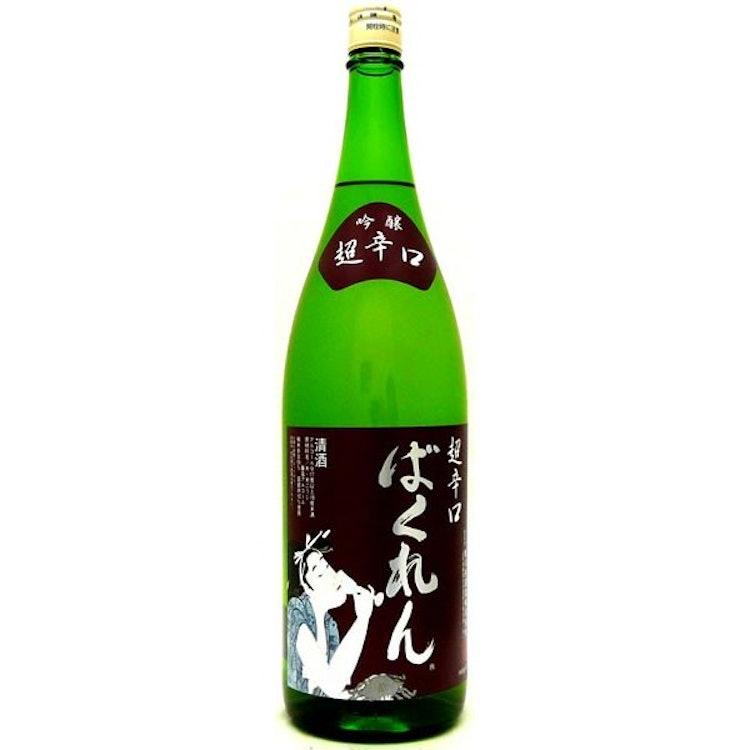 山形日本酒 亀の井酒造 くどき上手 ばくれん 1枚目
