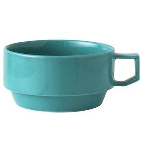 スープカップ ヴィンテージ HASAMI  ブロックマグ スープ  1枚目
