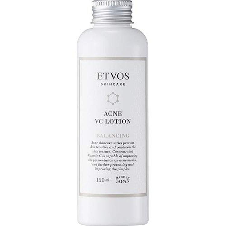 エトヴォス モイスチャライジングローション ETVOS 薬用 アクネVCローションⅠ 1枚目