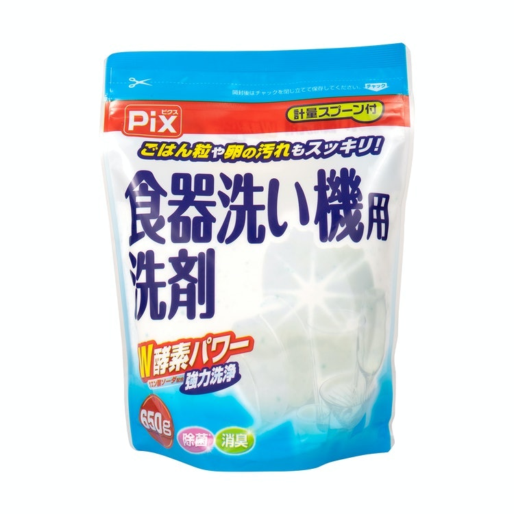 matsukiyo 食器洗い機専用洗剤 ライオンケミカル ピクス 食器洗い機用 洗剤 1枚目