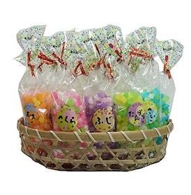 金平糖 ヒロミ食品工業 四季の彩り かご付き花ひろば 1枚目