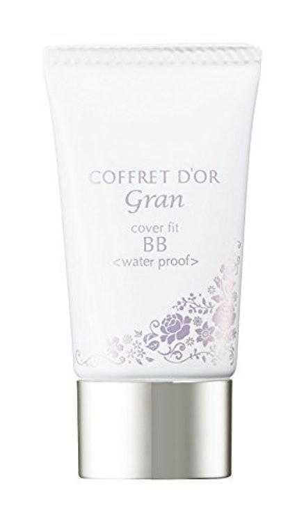 クラランス BBクリーム イドラタン カネボウ化粧品 コフレドール グラン カバーフィットBB ウォータープルーフ 1枚目