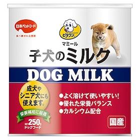 犬用ミルク 日本ペットフード ビタワンマミール 子犬のミルク 1枚目
