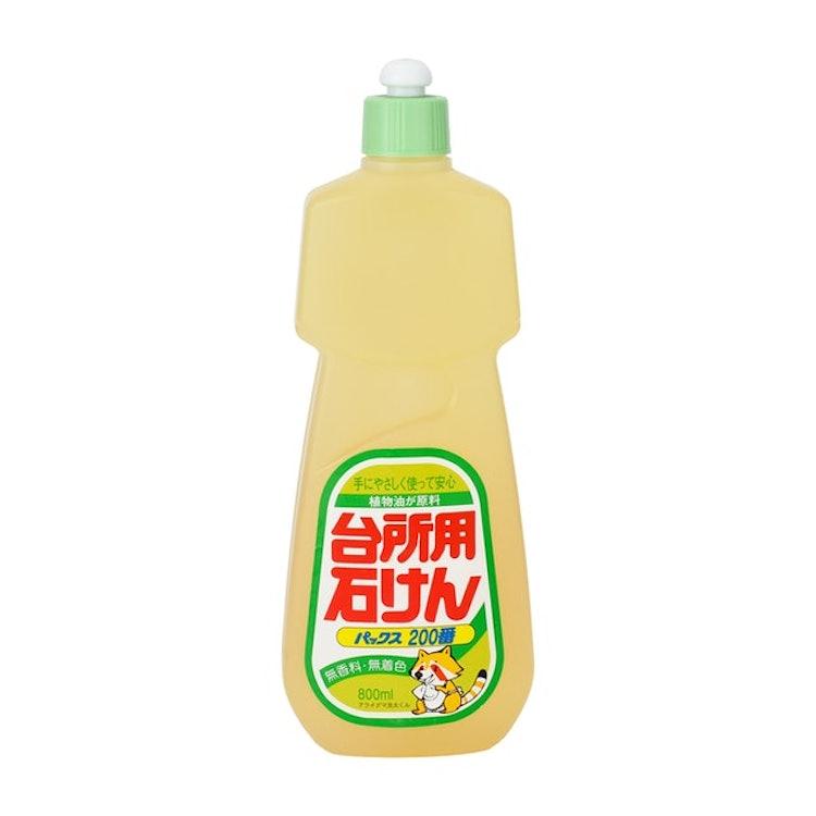 アラウ 食器洗剤 太陽油脂 パックス 食器洗い 200番 1枚目