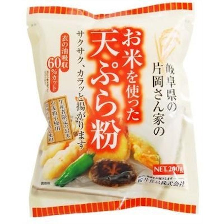 天ぷら粉 桜井食品 お米を使った天ぷら粉 1枚目