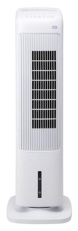 冷風扇 スリーアップ スリムタワー温冷風扇ヒート&クール 1枚目