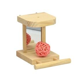 セキセイインコ用おもちゃのおすすめ人気ランキング10選のアイキャッチ画像1枚目