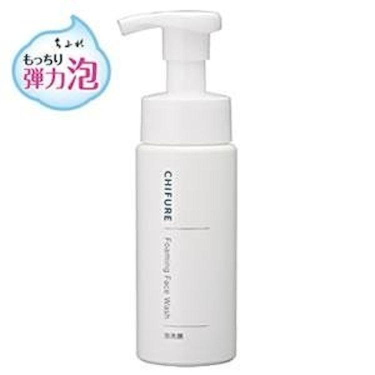 ちふれ化粧品 洗顔 フォーム しっとりタイプ ちふれ化粧品 泡洗顔 1枚目