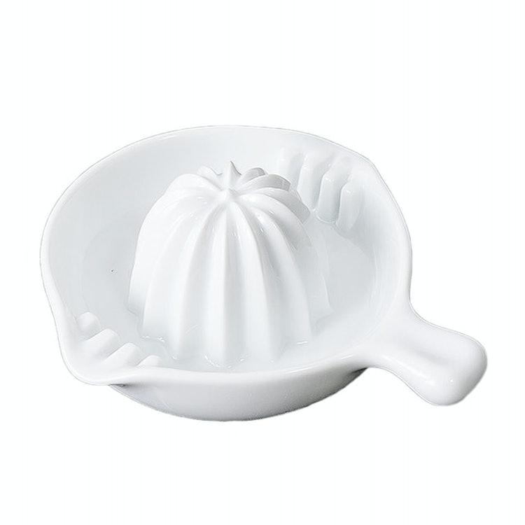 キャンドゥ グレープフルーツ&レモン絞り器 貝印 SELECT 100 レモンしぼり 1枚目