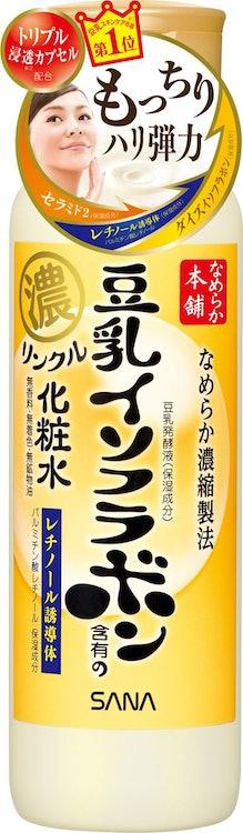 なめらか本舗 化粧水NA 常盤薬品工業 なめらか本舗 リンクル化粧水 1枚目