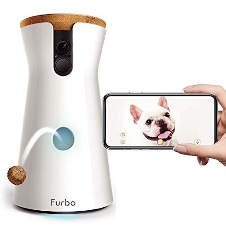 パナソニック HDペットカメラ Furbo おやつが飛び出すドッグカメラ 1枚目