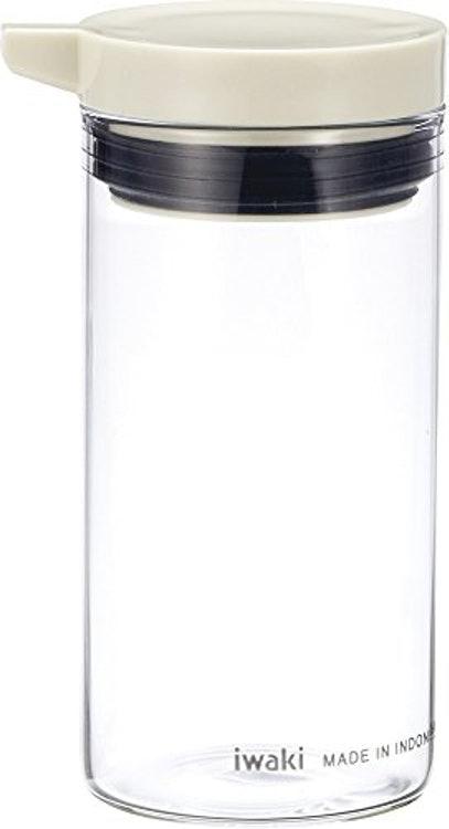 タケヤ化学工業 プルーディスペンサー AGCテクノグラス iwaki カラフルトップ 醤油差し  1枚目