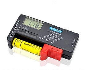 電池チェッカーのおすすめ人気ランキング10選【家庭や職場でも使いやすいのはどれ?】のアイキャッチ画像5枚目