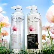 売り上げNo.1ブランドLUXのボタニカルシャンプー「ボタニフィーク」がついに全国発売開始!【PR】