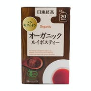 日東紅茶 オーガニックルイボスティーの悪い口コミや評判を実際に試して検証レビュー