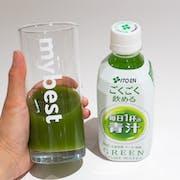伊藤園 ごくごく飲める 毎日1杯の青汁の悪い口コミや評判を実際に試して検証レビュー