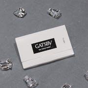 GATSBY(ギャツビー)あぶらとり紙 フィルムタイプの悪い口コミや評判を実際に使って検証レビュー