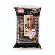 亀田製菓 海苔巻せんべいの悪い口コミや評判を実際に試して検証レビュー