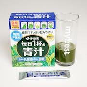 伊藤園 毎日1杯の青汁 糖類不使用の悪い口コミや評判を実際に試して検証レビュー