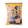 岩塚の黒豆せんべい 10枚×12袋