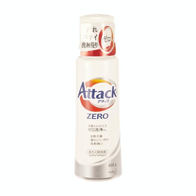 ゼロ 臭い アタック アタックゼロとソフラン(アロマソープ)の香りが自分には合わず