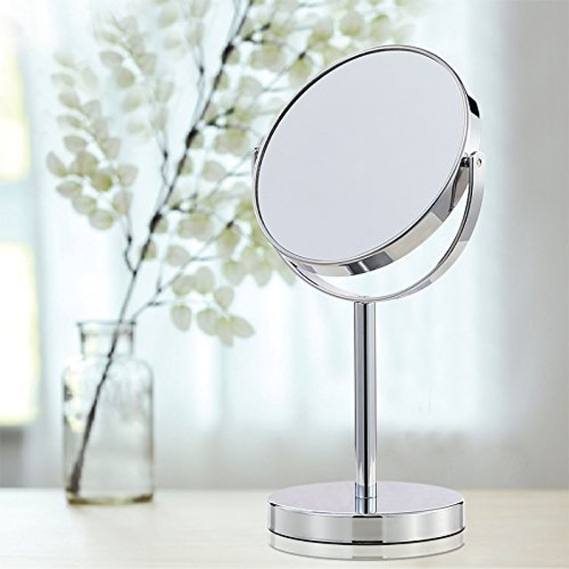 cerdeco シンプルデザイン 真実の両面鏡DX 1枚目