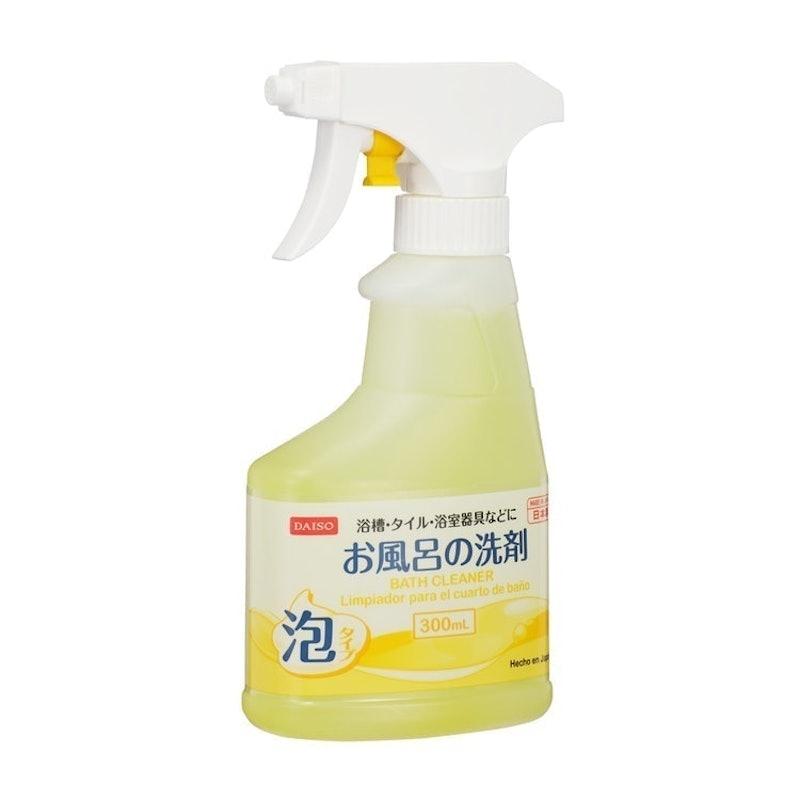 ダイソー お風呂の洗剤 300ml