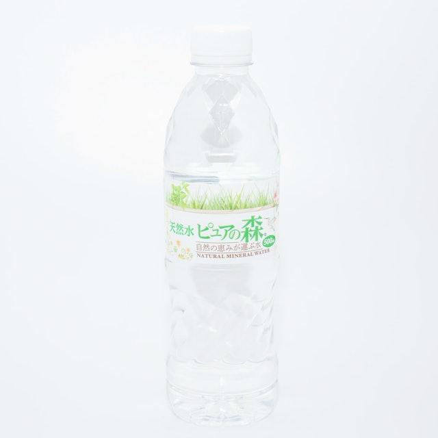 ビクトリー 天然水 ピュアの森 1枚目