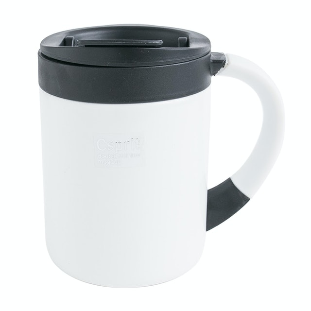 シーエスプリ ダブルステンレスマグカップ