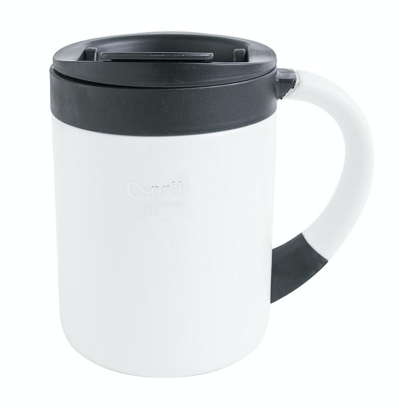 キャプテンスタッグ シーエスプリ ダブルステンレスマグカップ