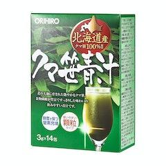 オリヒロ クマ笹青汁 1枚目