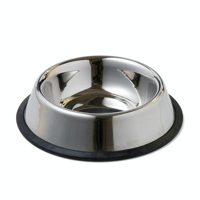 ステンレス製食器 犬用 富士型