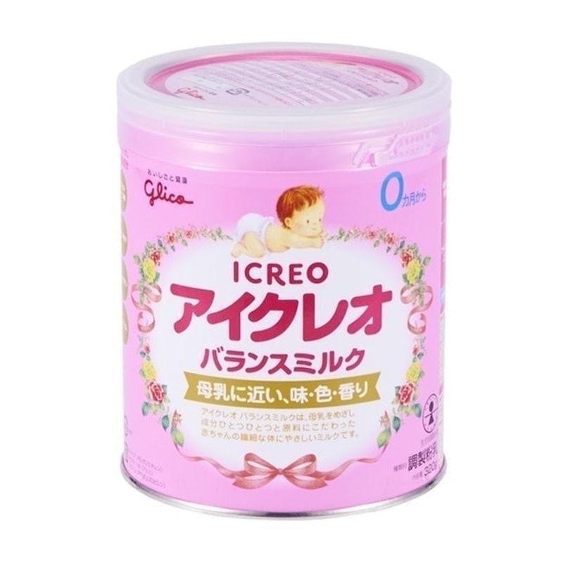 江崎グリコ アイクレオのバランスミルク