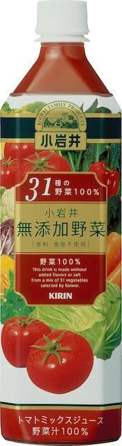 キリンビバレッジ 無添加野菜 31種の野菜100% 1枚目