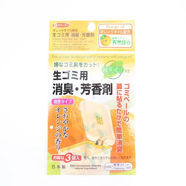 DAISO 生ゴミ用消臭・芳香剤 1枚目