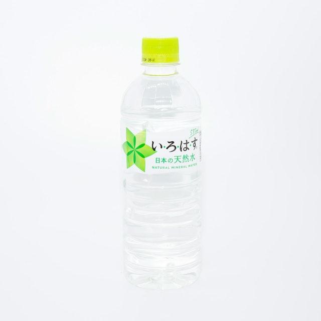 日本コカ・コーラ い・ろ・は・す 1枚目