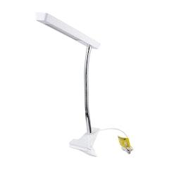ヤザワコーポレーション LED5W フレキシブルクリップライト ホワイト Y07CFLE05N13WH 1枚目