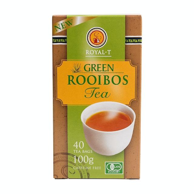 ロイヤルT グリーン ルイボスティー 有機ルイボス茶ティー
