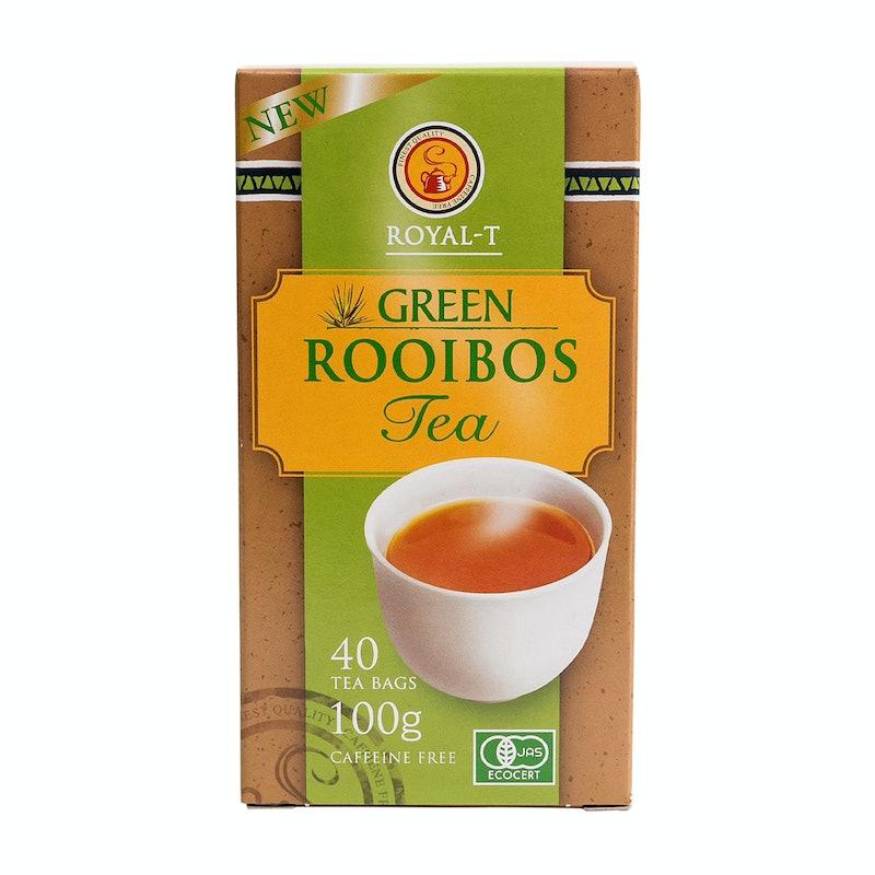 ヘルスワイズ ロイヤルT グリーン ルイボスティー 有機ルイボス茶ティー