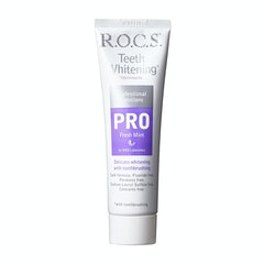 R.O.C.S.(ロックス) ロックス PRO デリケートホワイトニング フレッシュミント 1枚目