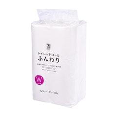 セブン‐イレブン・ジャパン セブンプレミアムライフスタイル ふんわりトイレット 30mダブル 1枚目