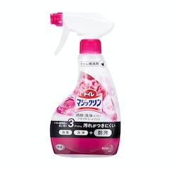 花王 トイレマジックリン 泡立ちスプレー SUPER CLEAN アロマローズの香り 1枚目