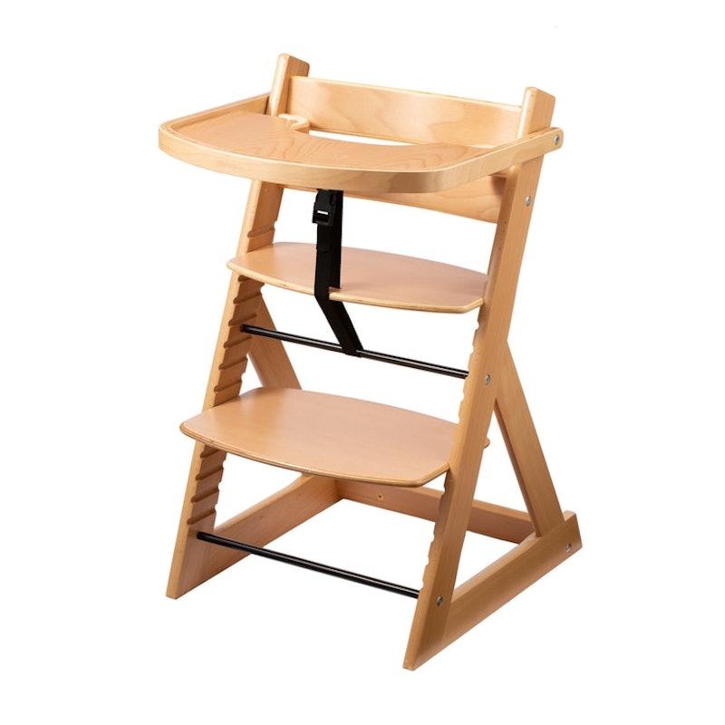 ソフティ フレグラント 木製ハイチェア