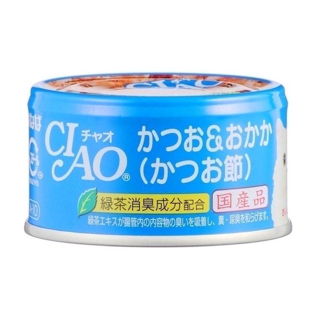 CIAO ホワイティかつお&おかか(かつお節)