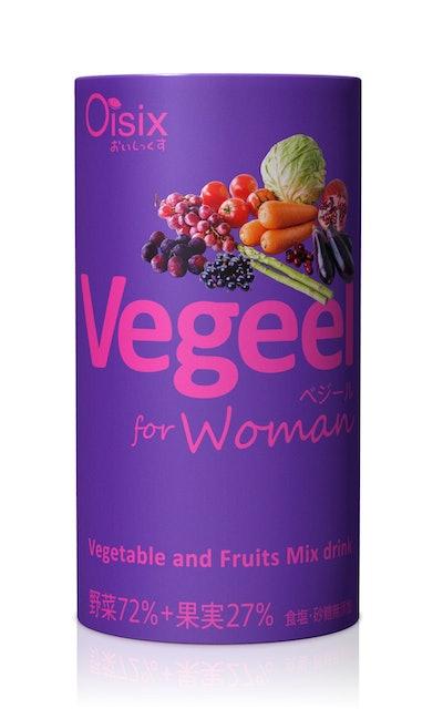 オイシックスドット大地 Vegeel for Woman 125ml×15本 1枚目