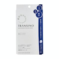第一三共ヘルスケア トランシーノ 薬用ホワイトニングフェイシャルマスク(医薬部外品) 1枚目
