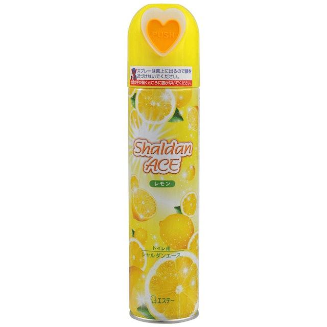 エステー シャルダンエース トイレ用 スプレー  レモンの香り  1枚目