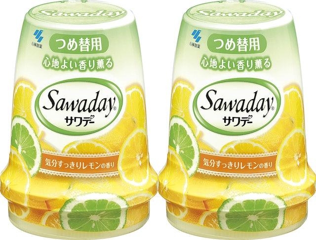小林製薬 サワデー 気分すっきりレモンの香り 1枚目