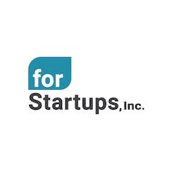for Startups for Startups 1枚目