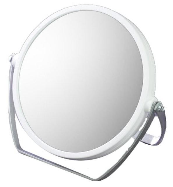 ヤマムラ 10倍拡大鏡付 両面スタンドミラー 1枚目